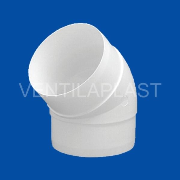 Plastové kruhové tvarovky
