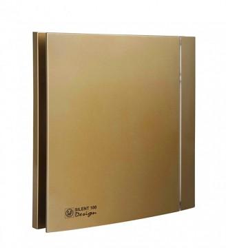 Soler&Palau SILENT 100 DESIGN Gold CZ 4C tichý