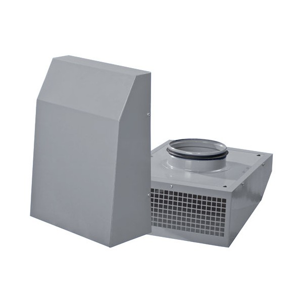 Venkovní nástěnný ventilátor Vents VCN 125