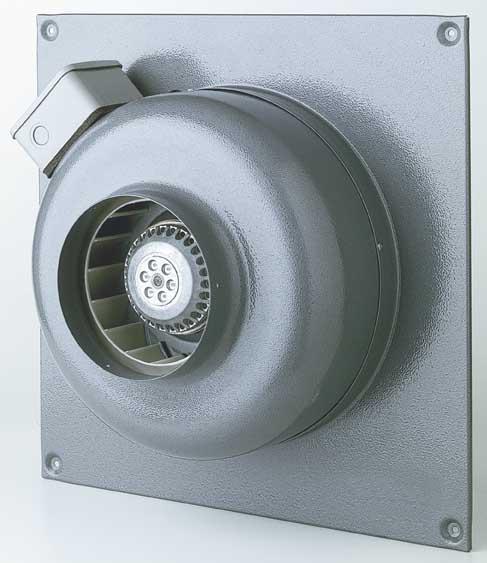 Radiální nástěnný ventilátor Vortice CA 150 MD E W