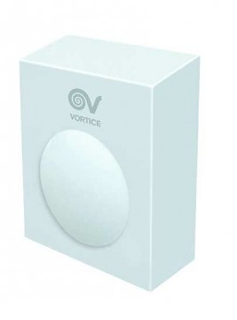 Nástěnný radiální ventilátor Vortice CA 125 WE D