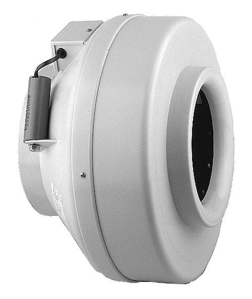 Radiální potrubní ventilátor S&P RK 100 L