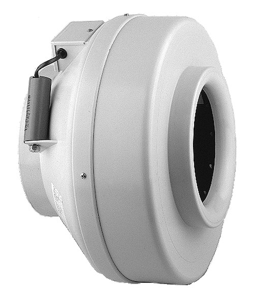 Radiální potrubní ventilátor S&P RK 200 L