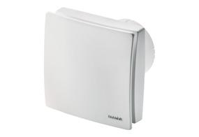 Ventilátor do koupelny s el. žaluzií ECA 100 ipro K (Standardní provedení)