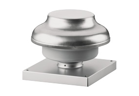 Radiální střešní ventilátor EHD 25