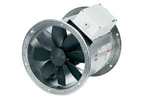Axiální potrubní ventilátor Maico DZR 25/84 B