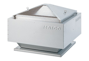 Radiální střešní ventilátor DRD 18/4 B