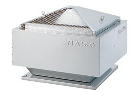 Radiální střešní ventilátor ERD 25/4 B