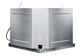Střešní ventiltátor DRD 18 EC