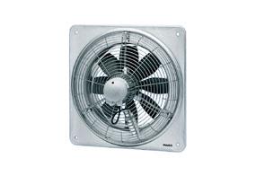 Axiální nástěnný ventilátor Maico DZQ 25/4 D