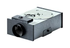 Radiální plochý box Maico EFR 10 R