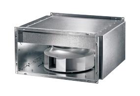 Odhlučněný kanálový ventilátor MAICO DSK 31-S EC