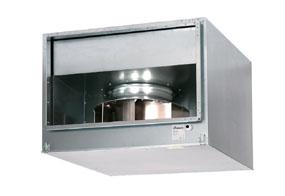 Odhlučněný kanálový ventilátor MAICO DSK 50/4