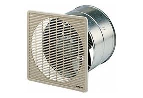 Axiální ventilátor zapuštěný MAICO DZF 25/4 D