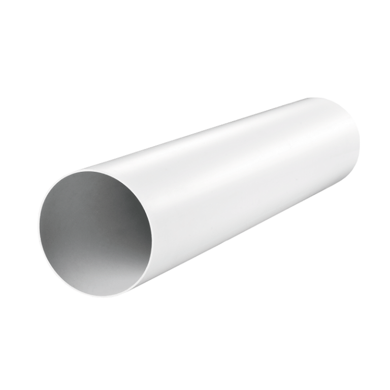 Plastové potrubí kulaté VP 125/1000 KP