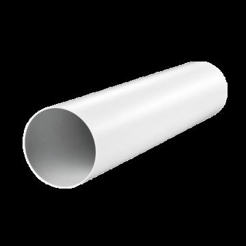 Plastové potrubí kulaté VP 125/1500 KP