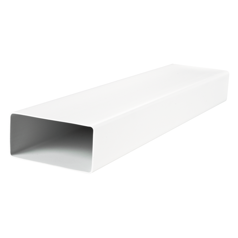 Plastové potrubí hranaté 55x110/1500 HP