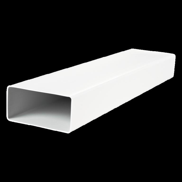 Plastové potrubí hranaté 55x110/2000 HP
