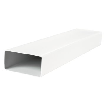 Plastové potrubí hranaté 60x204/1000 HP