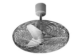 Povalový ventilátor EC 40 D