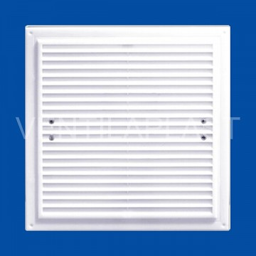 Plastová Ventilační mřížka VP MV 350/350 bez síťky