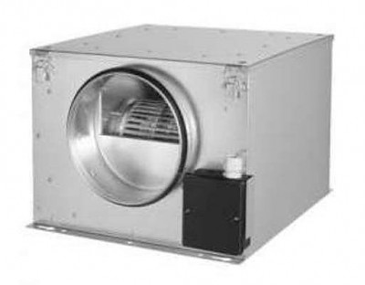 Zvukově izolovaný ventilátor do potrubí Ruck ISOTX 125 E2 11