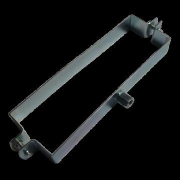 Objímka VZT - hranatá 60x204 M8/M10