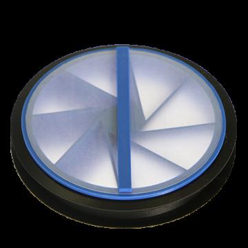 Ventila KZK-U 160 zpětná klapka s usměrňovačem