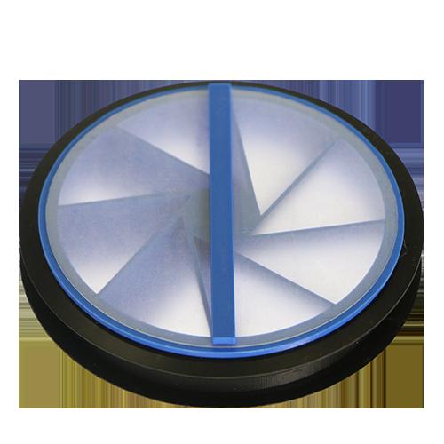 Ventila KZK-U 150 zpětná klapka s usměrňovačem