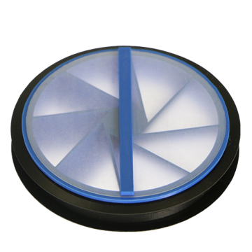 Ventila KZK-U 110 KG zpětná klapka s usměrňovačem