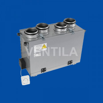 Rekuperační jednotka VUT 300 V mini EC