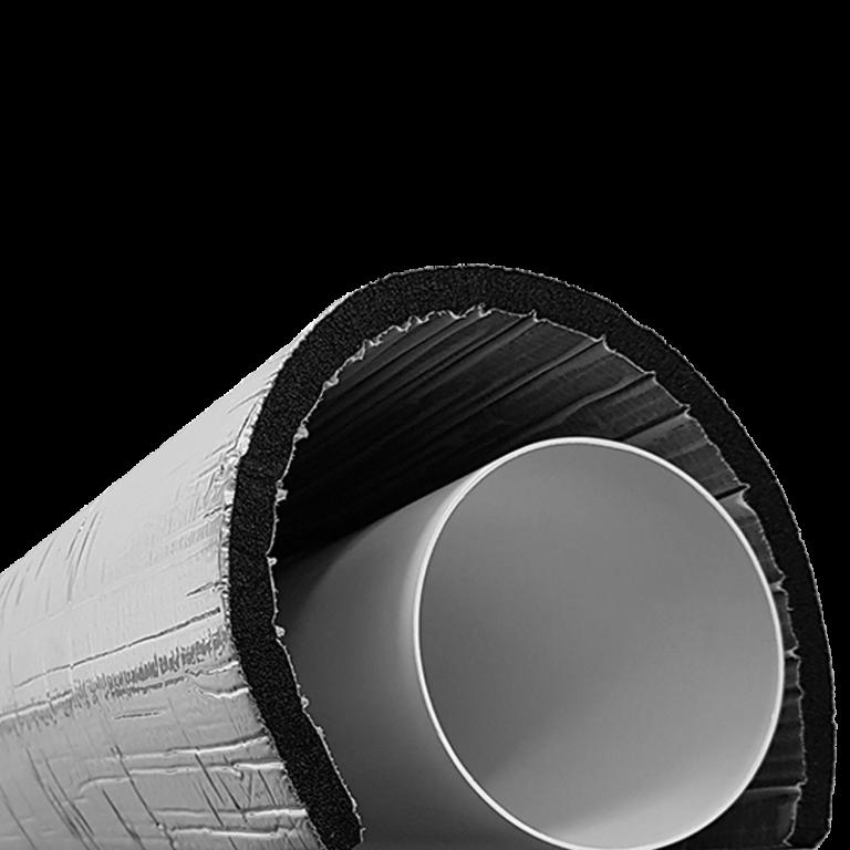 Izolace pro kruhové potrubí IZO 125/1500 KP