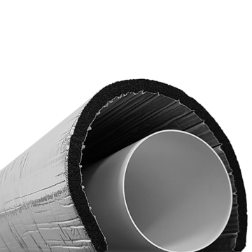 Izolace pro kruhové potrubí IZO 125/500 KP