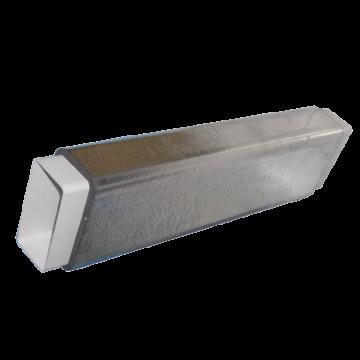 Izolované hranaté potrubí SET 55x110/1000