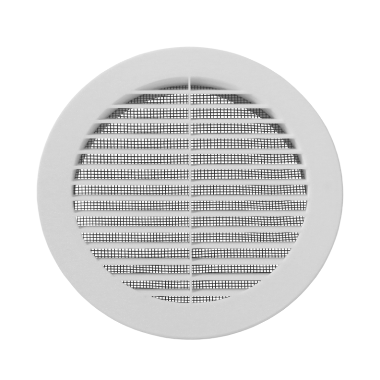 Ventila kruhová mřížka KPM 80