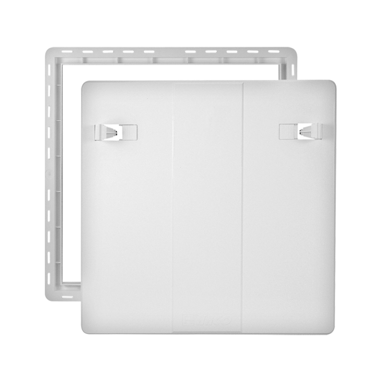 Koupelnová dvířka VP RD 400X400 B bílá