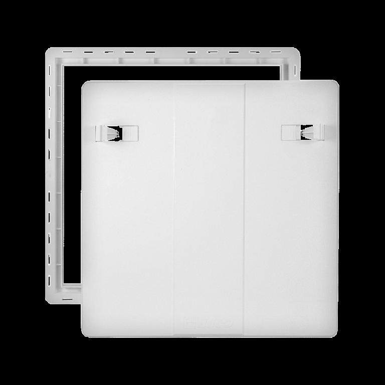 Koupelnová dvířka VP RD 500X500 B bílá