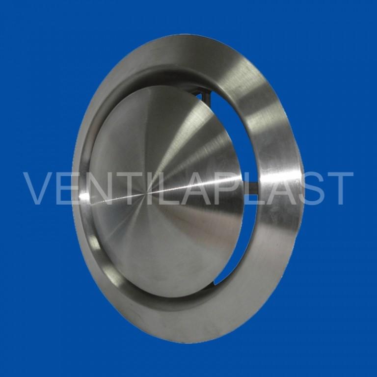 Talířový ventil nerez AM 100 VRFN